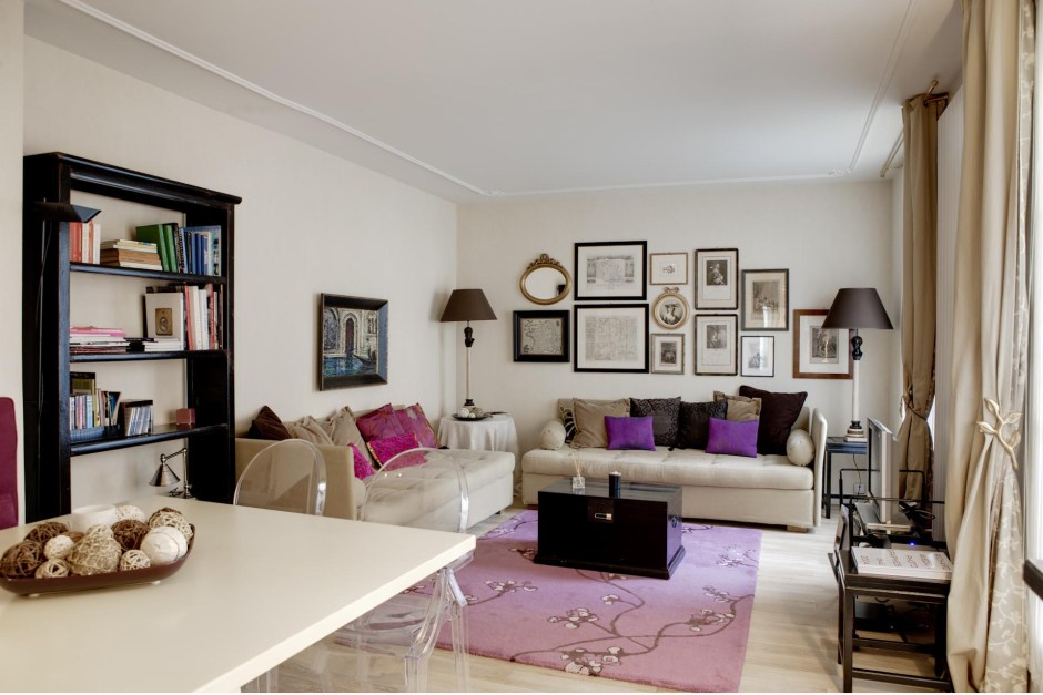 Triomphe luxury apartment