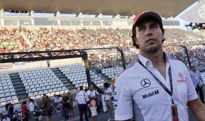 Sergio Pérez abandona McLaren