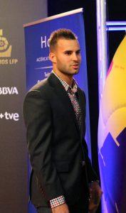 Jesé Rodríguez en la Gala de premios LFP 2012-2013 / Foto: Mauricio Villarreal