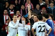 Expulsión de Cristiano Ronaldo (Fuente: Reuters)