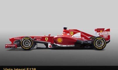 Ferrari F138 vs Ferrari F2012