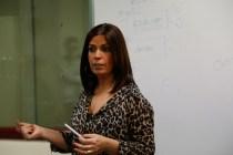 Sandra Fernández, directora Sexta Noche en la #SemanaComunicacionUEM2014