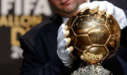Balón de oro/ Foto: FIFA