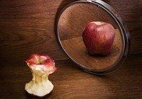 Imagen distorsionada de la realidad