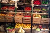 Frutas y verduras en Kiki Market