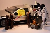 Lego DeLorean Soldados Imperiales