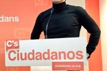 fotografía de la página oficial de Ciudadanos.
