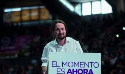 Pablo Iglesias, secretario General y Eurodiputado de Podemos / FLICKR