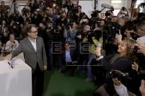 Elecciones Cataluña. foto EFE