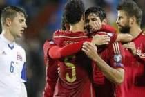 España- Luxemburgo
