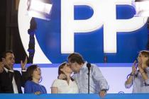 Rajoy sede PP