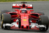 El finlandés Kimi Raikkonen marcó el mejor tiempo de la pretemporada en la última jornada de test en Montmeló.