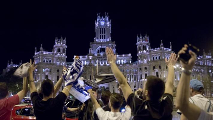 Victoria Real Madrid