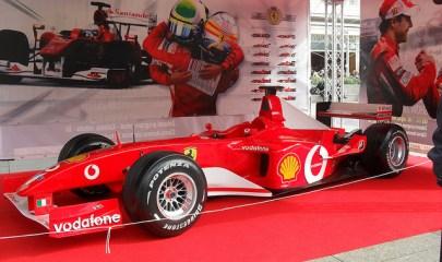 Exposición Ferrari/Fuente Flickr