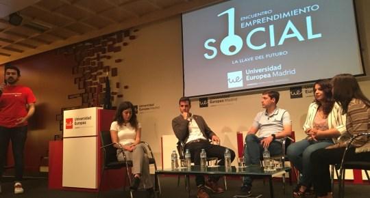 Foto I Encuentro Emprendimiento Social