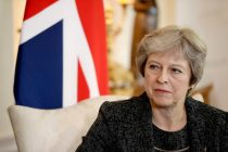 Primer ministra de Inglaterra, Theresa May http://home.bt.com/news/uk-news/pressure-mounts-on-theresa-may-as-brexit-summit-looms-11364303017322