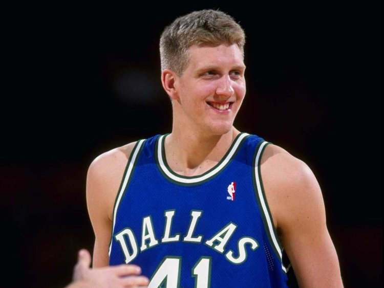 Young Dirk