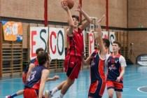 Colegio Escolapios, finalista de la Copa Colegial de Baloncesto