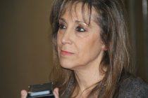 Cristina García, directora de comunicación y relaciones institucionales de la empresa Indra en la #SemanaComunicacion2012