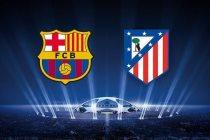 Barsa Atlético de Madrid