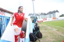 Mariano Sanz Novillo en Luanco. Foto: Arturo Herrera Díez.