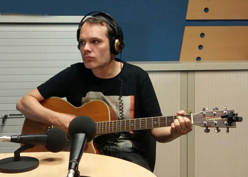 Solanas en Europea Radio