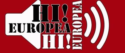 Logotipo Hi! Europea