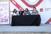Wellcome Week: Mercedes Agüero y Jorge Sánchez, entrevistados por Rosa y Álex.