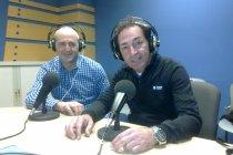 Ángel Manzano y Javier de la Rubia
