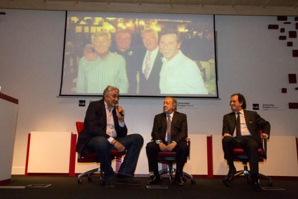 Homenaje a Gaspar Rosety en Coweek 2016