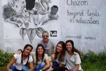 Proyecto de la Universidad Europea en Chazón, Kenia