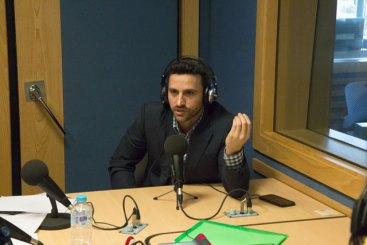 Fernando Peinado, redactor de Opinión de El País.