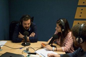 Jorge Bustos, jefe de Opinión del diario El Mundo