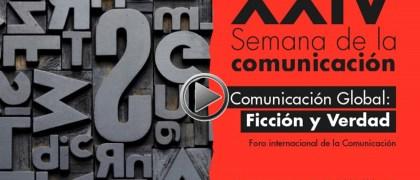 Semana comunicación XXIV TV