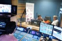 Silbato Rusia en Europea Radio