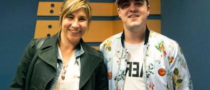 Lula Gómez en Europea Radio VGA