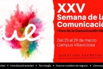XXV Semana Comunicación