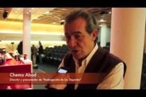 Video thumbnail for youtube video Radiogaceta de los Deportes de RNE desde la UEM
