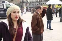 La vida turística en Madrid