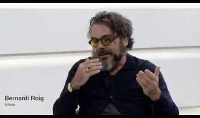 """Retransmisión """"Conversaciones de Arte"""" Bernardi Roig"""