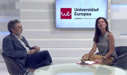 Las Entrevista de Europea TV: Antonio Rubio