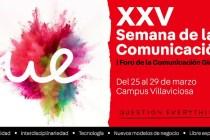 #COWEEK 2019 # Campeones inaugura la XXV Semana de la Comunicación