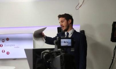 #COWEEK19 Taller de Presentación en TV con Diego Losada