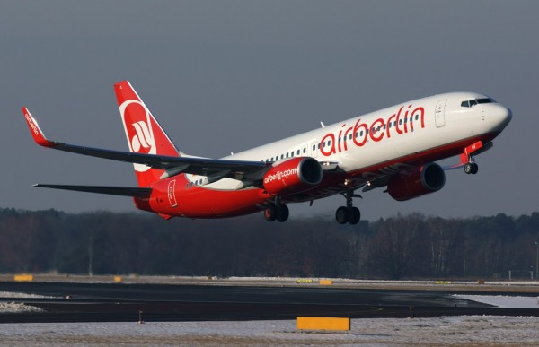 Air Berlin Boeing 737-800 (© O. Pritzkow)