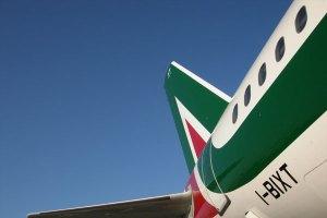 Alitalia tail