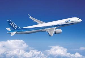 ANA A321neo