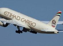 Etihad Cargo Boeing 777F