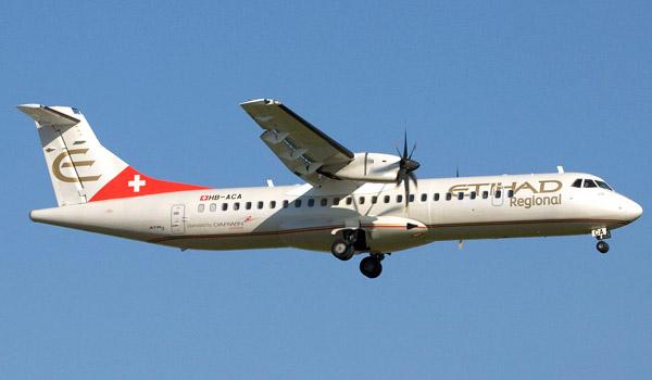 Etihad Regional ATR72-500