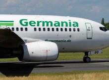 Germania Boeing 737-700