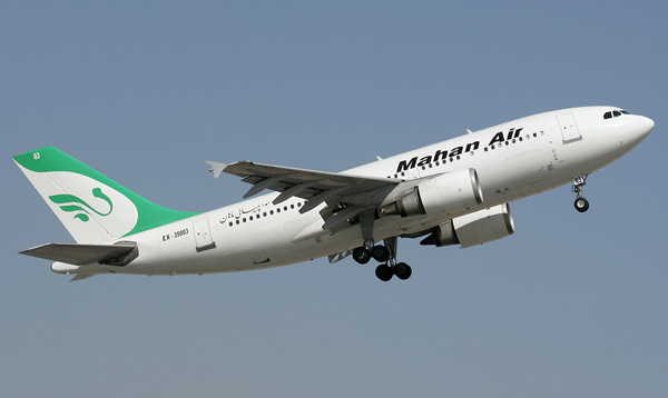 Mahan Air Airbus A310-300